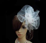 тюль фашинирующий головной убор свадебный вечер элегантный женственный стиль