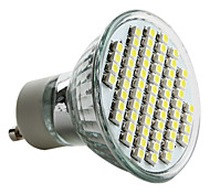 GU10 LED Spotlight MR16 60 SMD 3528 180lm Natural White 6000K AC 220-240V