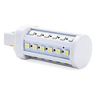 cheap -5W G24 LED Corn Lights T 36 SMD 5050 250-300 lm Natural White 2500K K AC 220-240 V