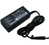 adaptador de carregador de corrente alternada para 18.5V HP Compaq Presario notebook laptop, 3.5a, 65w, 7.4mmx5.0mm