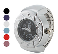 Women's Sun Style Alloy Analog Quartz Ring Watch (Assorted Colors) Cool Watches Unique Watches