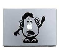 """modello fumetto adesivo di protezione della pelle per 11 """"13"""" 15 """"MacBook Air pro"""