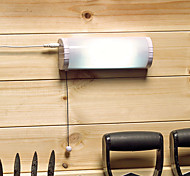 Недорогие -1шт солнечный 5 светодиодов с электроприводом панели садового трактора стены сарай карнизы забор ярдов работы лампа