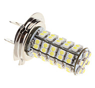 cheap -SO.K H7 Car Light Bulbs SMD LED 240-270lm Fog Light For universal