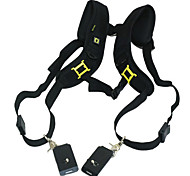 cheap -Quick Release Double shoulder Camera Neck Strap for 2 Digital SLR Camera
