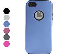 Die Metall-Schutzgitter zurück Fall für iphone 5/5s (farblich sortiert)