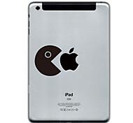 Недорогие -1 ед. Защитная пленка для задней панели для Композиция с логотипом Apple iPad mini 1/2/3