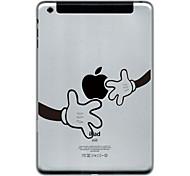 Недорогие -Защитная плёнка для экрана Apple для iPad Mini 3/2/1 PET 1 ед. Защитная пленка для задней панели Ультратонкий