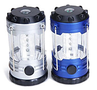 Lanterns & Tent Lights LED 120 lm 1 Mode - Waterproof Tactical Super Light Camping/Hiking/Caving