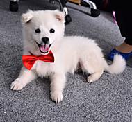 Коты Собаки пояс/Бабочка Одежда для собак Лето Весна/осень Бант Милые Свадьба Оранжевый Лиловый Красный Синий Розовый