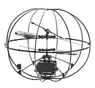 Недорогие -Вертолет на 2-канальном MiniUFO пульте управления