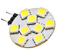 G4 Luci LED Bi-pin 9 SMD 5050 120 lm Bianco caldo Luce fredda 6500K K DC 12 V