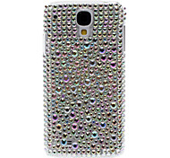 cheap -Blinking Rhinestone Decorated Hard Case for Samsung Galaxy S4 I9500