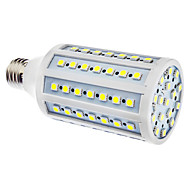 cheap -15W 6500 lm E26/E27 LED Corn Lights 86 leds SMD 5050 Natural White AC 110-130V AC 220-240V