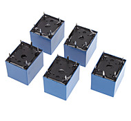 Songle  5Pcs Mini Power Relay 12V Dc Srd-12Vdc-Sl-C Pcb Type