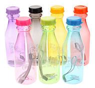 cheap -Sports Water Bottles Cycling / Bike Plastic Random Colors