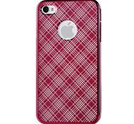 Зеркало Pattern Protector ПК Футляр для iPhone4/4S