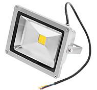 cheap -1400 lm LED Floodlight 1 leds Waterproof Warm White AC 220-240V V