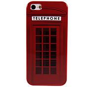 Für iPhone 5 Hülle Hüllen Cover Muster Rückseitenabdeckung Hülle Cartoon Design Hart PC für iPhone SE/5s iPhone 5