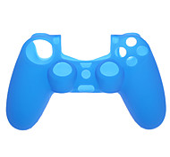Silicone Case Protector and 2 Thumb Stick Grips for PS4 Controller