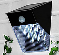 12-солнечные власти датчик движения PIR Настенный Garden Path Двор дверь свет