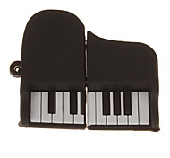 cheap -16G Mini Piano Shaped USB Flash Drive