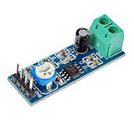 Недорогие -Новый LM386 аудио усилитель модуль LM386