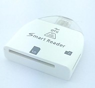 Multi-in-1 SD / MMC / TF Card Reader for Samsung Galaxy i9100 / i9220 / i9300 / N7100