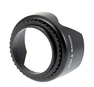 Universal-55mm Schraubenmontage Lichtblende für Nikon / Canon