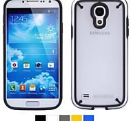 Dual TPU Hardcase Cover for Samsung Galaxy S4 Mini I9190