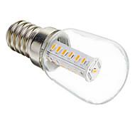 Недорогие -180-210 lm E14 LED лампы типа Корн T 25 светодиоды SMD 3014 Декоративная Тёплый белый Холодный белый AC 220-240V