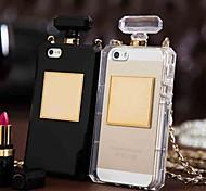 Unique Perfume Bottle Bag Design Soft Case for iPhone 4/4S