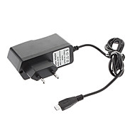 cheap -B-351 European Standard AC/DC Adapter/Charger Micro for Tablet (5V, 2000mA, Black)