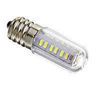cheap -180-210 lm E14 LED Corn Lights T 25 leds SMD 3014 Decorative Cold White AC 220-240V