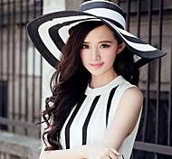 Недорогие -головной убор для женщин - случайные наружные шляпы элегантный стиль