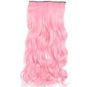 Недорогие -Расширения человеческих волос Высокое качество Волнистый Классика Жен. Повседневные