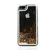 Für iPhone 5 Hülle Muster Hülle Rückseitenabdeckung Hülle Glänzender Schein Weich TPU iPhone SE/5s/5