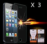 cheap -Screen Protector Apple for iPhone 6s iPhone 6 3 pcs Front Screen Protector Explosion Proof