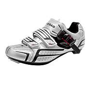Tiebao Обувь для шоссейного велосипеда Обувь для велоспорта Жен. Муж. Универсальные Противозаносный Быстровысыхающий ДышащийНа открытом
