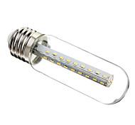 Недорогие -280-320 lm E26/E27 LED лампы типа Корн T 37 светодиоды SMD 3014 Декоративная Тёплый белый Холодный белый AC 220-240V