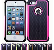 iPhone 7 Plus Football Grain Design PC and Silicone Case For iPhone 6s 6 Plus SE 5s 5