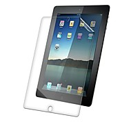 cheap -Screen Protector Apple for iPad 4/3/2 PET 1 pc Front Screen Protector Ultra Thin