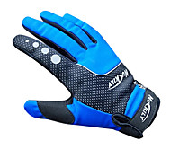 NUCKILY® Sports Gloves Cycling Gloves Bike Gloves Keep Warm / Anti-skidding / Waterproof / Windproof Full-finger GlovesCycling