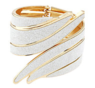 Women's Bangles Alloy Unique Design Fashion Statement Jewelry Punk Jewelry Wings / Feather Jewelry 1pc