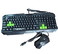 Sunway ciervos SWL-093 Gaming Keyboard and Mouse ®