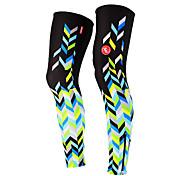 Leg Warmers/Knee Warmers Bike Breathable Ultraviolet Resistant Wearable Sunscreen Women's Black Blue Polyester