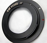 AF Confirm M42 42mm Lens to EOS Camera for 400D 450D 500D 550D 40D 50D 60D 5D 7D