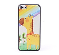 Giraffe Style Protective Back Case for iPhone 5C