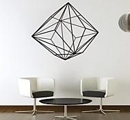 jiubai ™ геометрическая фигура искусство стикер стены наклейки на стены