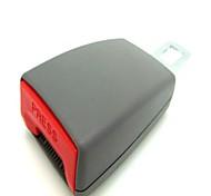 автокресло ремень ремни безопасности удлинитель больше пряжка расширение безопасности 8см-серый